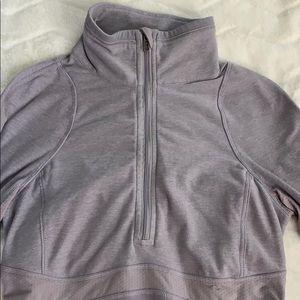 SALE! Rare Lululemon 1/4 Zip Long Sleeve